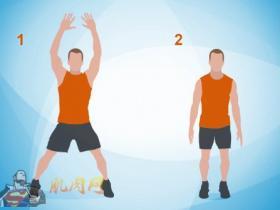 7分钟健身法