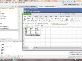 PYTHON  Excel操作之xlrd读取