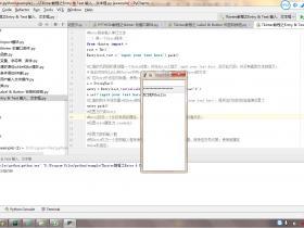 Tkinter教程之Entry & Text 输入、文本框